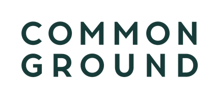 common ground - logo